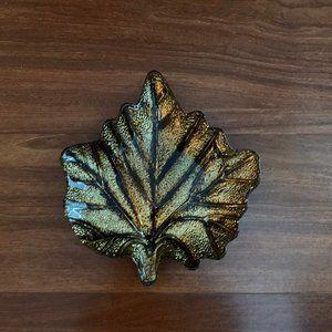 Yankee Candle Leaf Candle Dish